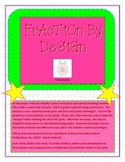 Fraction By Design - CCSS 5NF1, 6NS1, 7NS1, and 7NS2