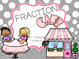 Fraction Cafe (Project Based Learning with Fractions)