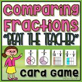 Fraction Card Games: Beat the Teacher
