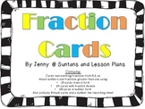 Fraction Card Set