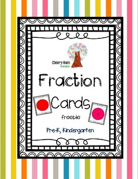 Fraction Cards Freebie