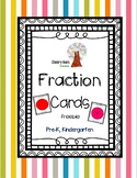 Fraction Cards Freebie