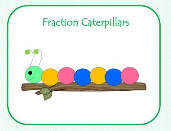 Fraction Caterpillars