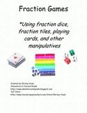 Fraction Center Games