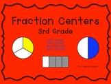 Fraction Centers - Grade 3