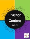Fraction Centers - Set #1