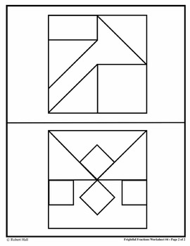 Fraction Challenge Puzzles