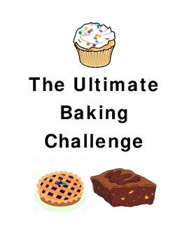 Fraction Challenge: The Ultimate Baking Challenge