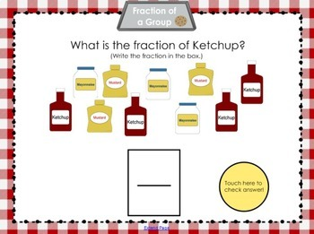 Fraction Chefs: Cookin' Up Some Fraction Fun (SMARTboard lesson)