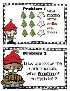Fraction Christmas Scoot