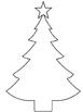 Fraction Christmas Tree