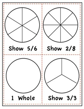 Fraction Circles