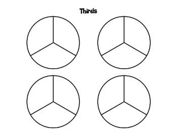 Fraction Circles