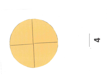 Math---Fraction Circles
