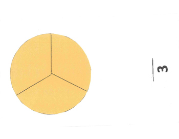 Math---Fraction Circles