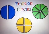 Fraction Circles--A SMART Board Manipulative
