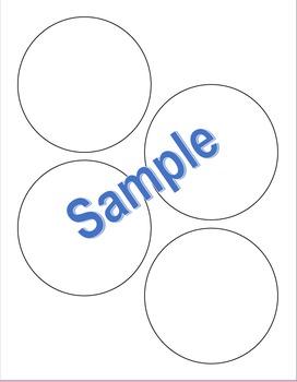 Fraction Circles Bundle