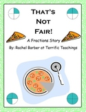 Fraction Class Book- personalized, fun learning for all 3.NF
