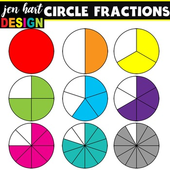 pie_01-06a_40557_lg.gif (937×1024) | Fraction circles, Circle graph,  Fractions