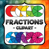Fraction Clipart
