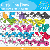Fraction Clipart {Circles}