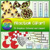Fraction Clipart (Measurements)
