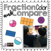 Fraction Color and Compare