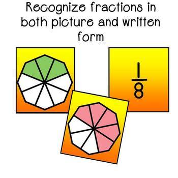 Fraction Compare and Contrast Top It