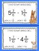 Fraction Computation Riddle Cards