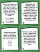 Fraction Computation Task Cards