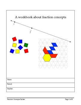 Fraction Concept Review
