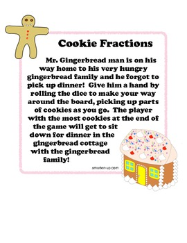 Fraction Cookie Building Game