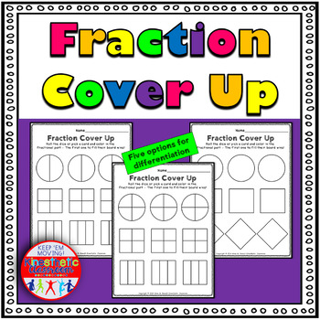 Fraction Cover Up