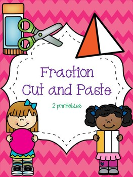 Fraction Cut and Paste