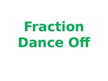 Fraction Dance off