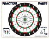 Fraction Darts