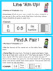 Fractions & Decimals Matching Activities Pack! ~ Grades 4-5