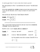 Fraction Decimal Percent Conversion Notes