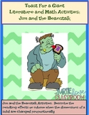 Literature and Math Activities: Effects on Volume:  Jim and the Beanstalk