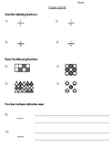 Fraction Quiz 1