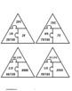 Fraction - Decimal - Percentage Puzzles