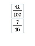 Fraction / Decimal Sort