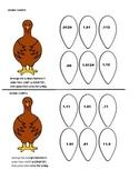 Fraction Decimal Turkey