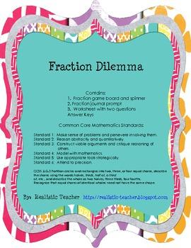 Fraction Dilemma