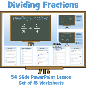 Fraction Division
