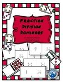 Fraction Division Domino Set