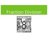 Fraction Division PPT