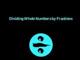 Fraction Division PowerPoint Activity- free version