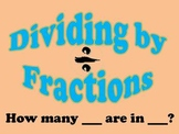 Fraction Division PowerPoint Activity