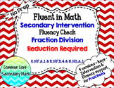 #TPTFireworks Fraction Division & Simplification : RTI Intervention No Prep